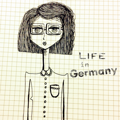 Life in Germany_illustration