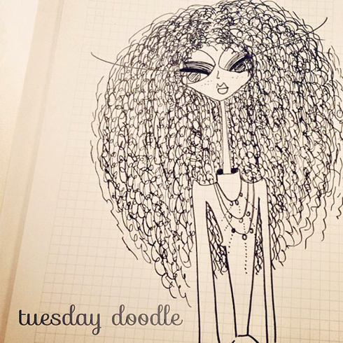 Tuesday Doodle