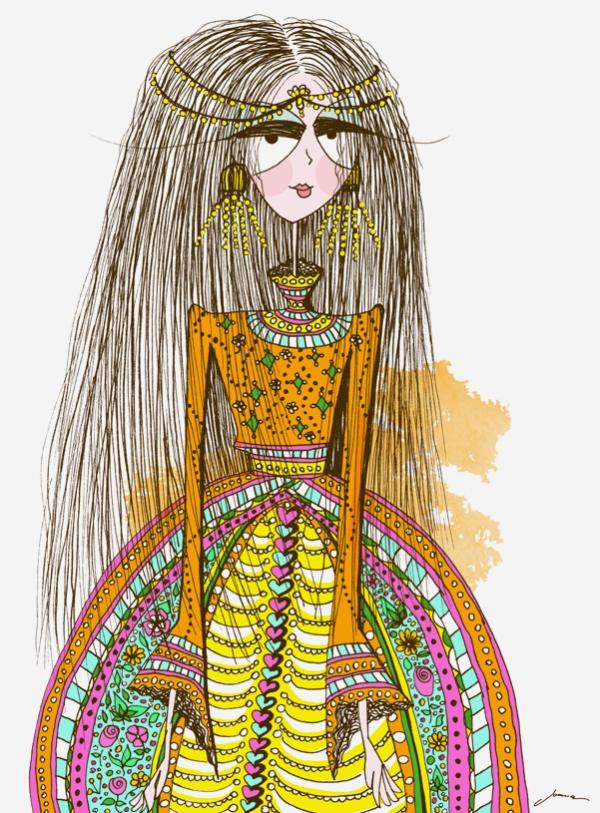 princesa-clarinha